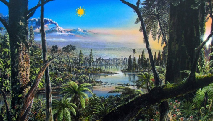 The light of the sun that came to the earth today is 1 million years ago.jpg